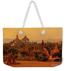 Burma_d2136 Weekender Tote Bag