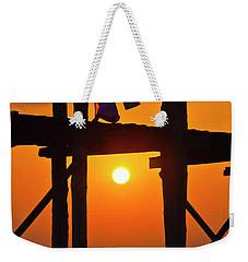Burma_d807 Weekender Tote Bag