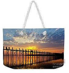 Burma_d819 Weekender Tote Bag