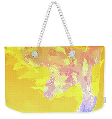 Burning Desire Weekender Tote Bag