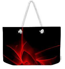 Burning Desire Weekender Tote Bag by Renee Trenholm