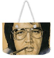 Burning Love Weekender Tote Bag