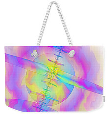 Burning Sensations Weekender Tote Bag