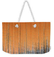 Burnout				 Weekender Tote Bag by Ann Johndro-Collins