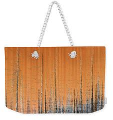 Burnout Weekender Tote Bag