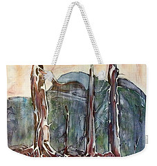 Burnt Lands Weekender Tote Bag