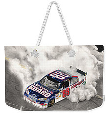 Burnt Rubber Weekender Tote Bag
