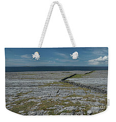 Burren Collection Weekender Tote Bag