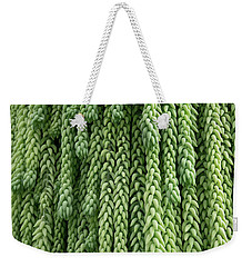 Burro's Tail Hanging Plant Weekender Tote Bag