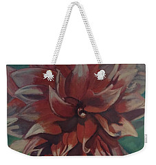 Burst Of Petals  Weekender Tote Bag