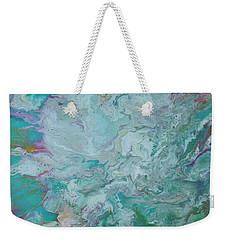Burst Weekender Tote Bag