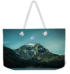 Burstcoin On Top Weekender Tote Bag