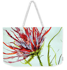 Bursting #2 Weekender Tote Bag