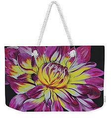 Bursting Bloom Weekender Tote Bag