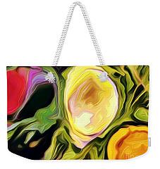 Three Sisters Weekender Tote Bag by Kathie Chicoine