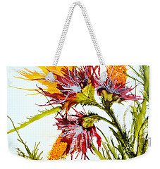Bursting Weekender Tote Bag