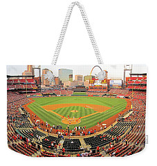 Busch Before The Game Weekender Tote Bag