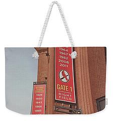Busch Stadium - Cardinals Baseball Weekender Tote Bag