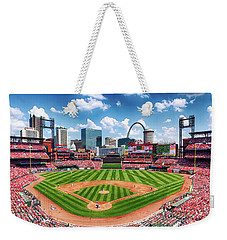 Busch Stadium Section 249 Weekender Tote Bag