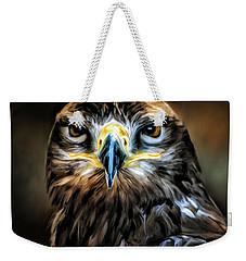 Buse - Portrait Weekender Tote Bag