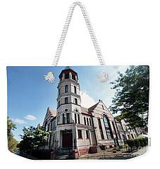 Bushwick Avenue Central Methodist Episcopal Church Weekender Tote Bag