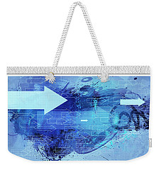 Business And Office Art Collection Weekender Tote Bag by Modern Art Prints