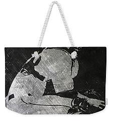 Buster Posey San Francisco Giants Art Weekender Tote Bag