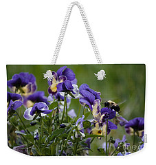 Busy Bee Weekender Tote Bag