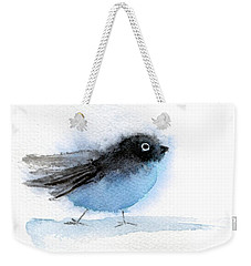 Busy Bird Weekender Tote Bag