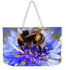 Busy Little Bee Weekender Tote Bag