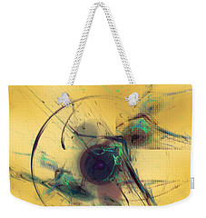 But Anyhow Weekender Tote Bag