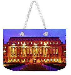 Butler Hall Weekender Tote Bag