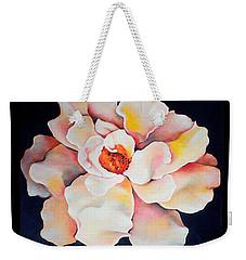 Butter Flower Weekender Tote Bag
