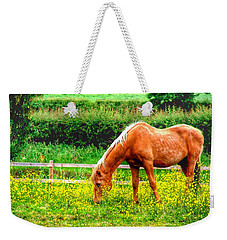 Buttercup Meadow Weekender Tote Bag
