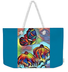 Butterflies For Children 1 Weekender Tote Bag