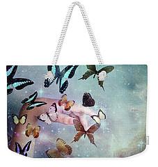 Butterflies Reborn Weekender Tote Bag