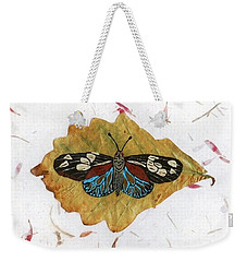 Butterfly #2 Weekender Tote Bag by Ralph Root
