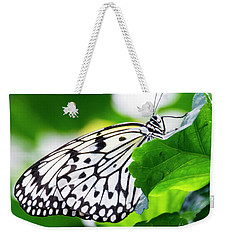 Butterfly #2025 Weekender Tote Bag by Chuck Flewelling