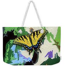 Butterfly #3 Weekender Tote Bag
