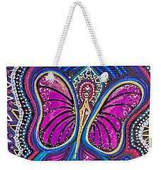 Butterfly Angels Weekender Tote Bag