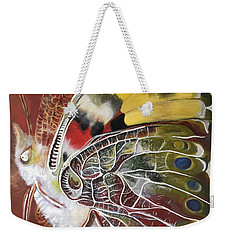 Butterfly Artbox Project 1 Basel Weekender Tote Bag