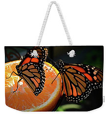 Butterfly Attraction Weekender Tote Bag