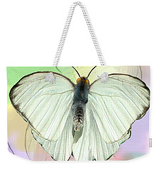 Butterfly, Butterfly Weekender Tote Bag by Rosalie Scanlon