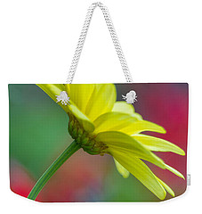 Butterfly Daisy Weekender Tote Bag