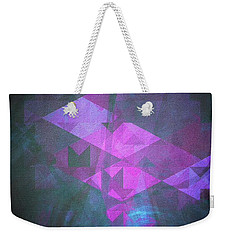 Weekender Tote Bag featuring the digital art Butterfly Dreams by Mimulux patricia no No