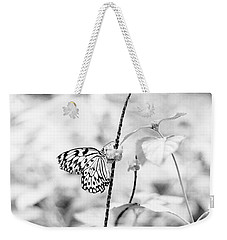 Butterfly Eatting  Weekender Tote Bag