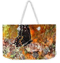Butterfly Energy Weekender Tote Bag