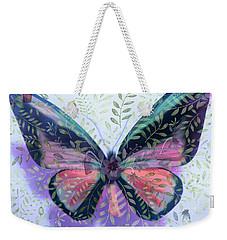 Butterfly Garden Fantasy Weekender Tote Bag