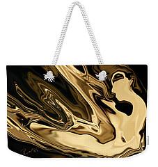 Butterfly Girl 3 Weekender Tote Bag by Rabi Khan