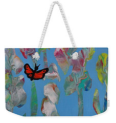 Butterfly Glads Weekender Tote Bag
